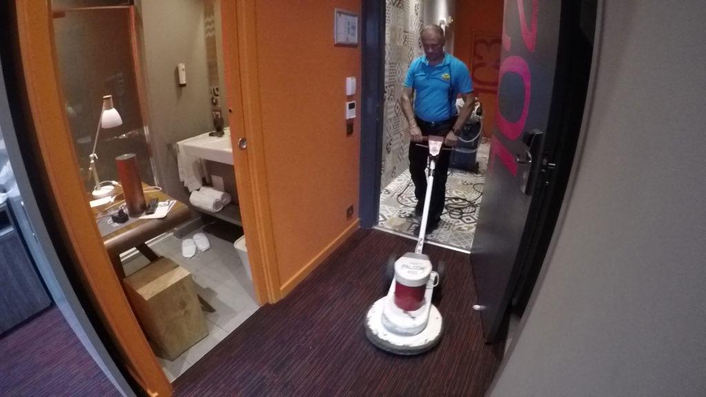 Nettoyage et entretien locaux professionnels à Montpellier