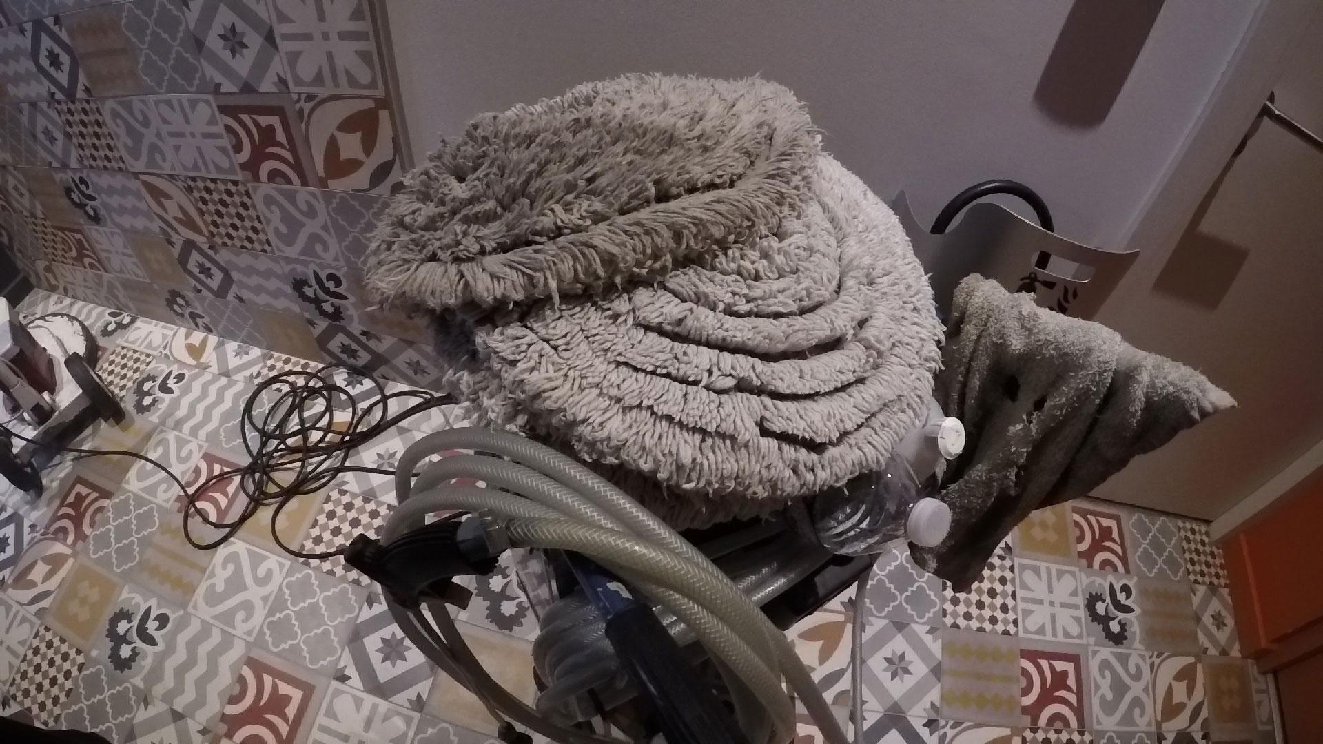 Nettoyage de moquette sur Aix-en-Provence